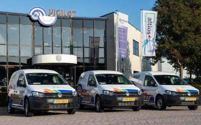 Vigilat Beveiliging tekent als eerste Apeldoornse ondernemer overeenkomst met Energiehaven